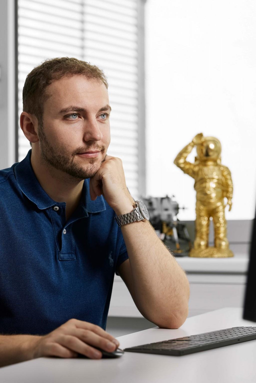 Simon Wohlleb Weltraumagentur Wikipedia